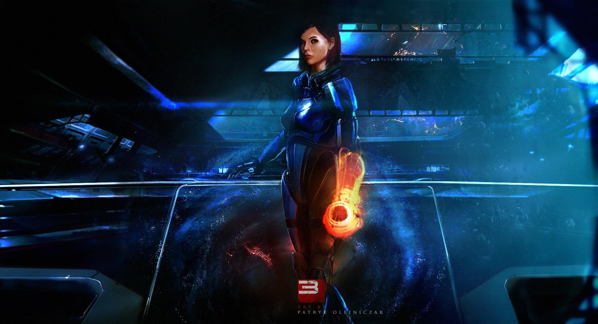 Mass Effect 3 Art wallpapers HD quality