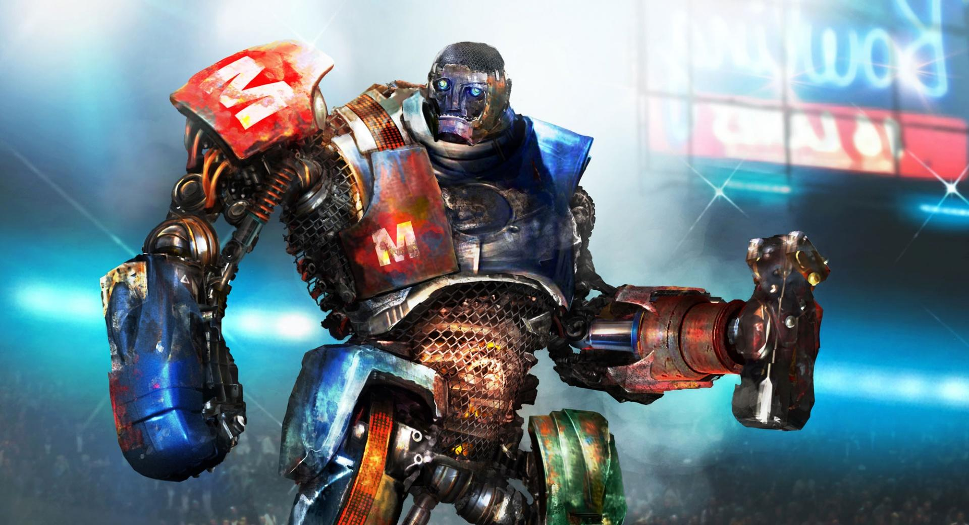 Metro in Real Steel wallpapers HD quality