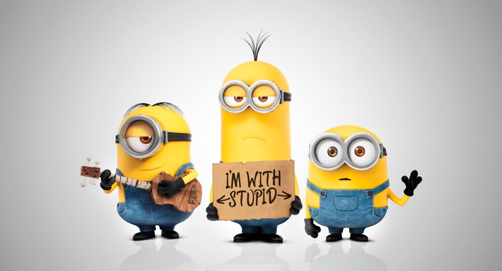Minions 2015 Movie wallpapers HD quality