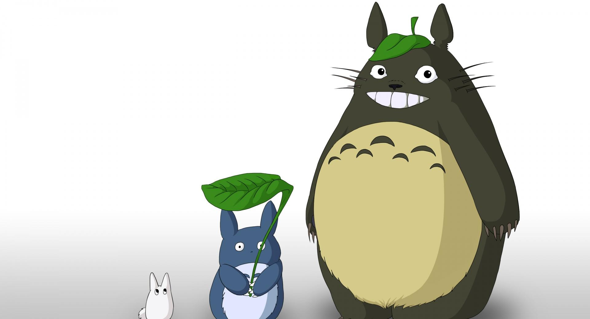 My Neighbour Totoro wallpapers HD quality