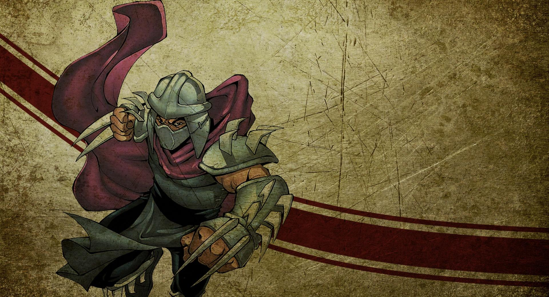 Ninja Turtles Shredder wallpapers HD quality