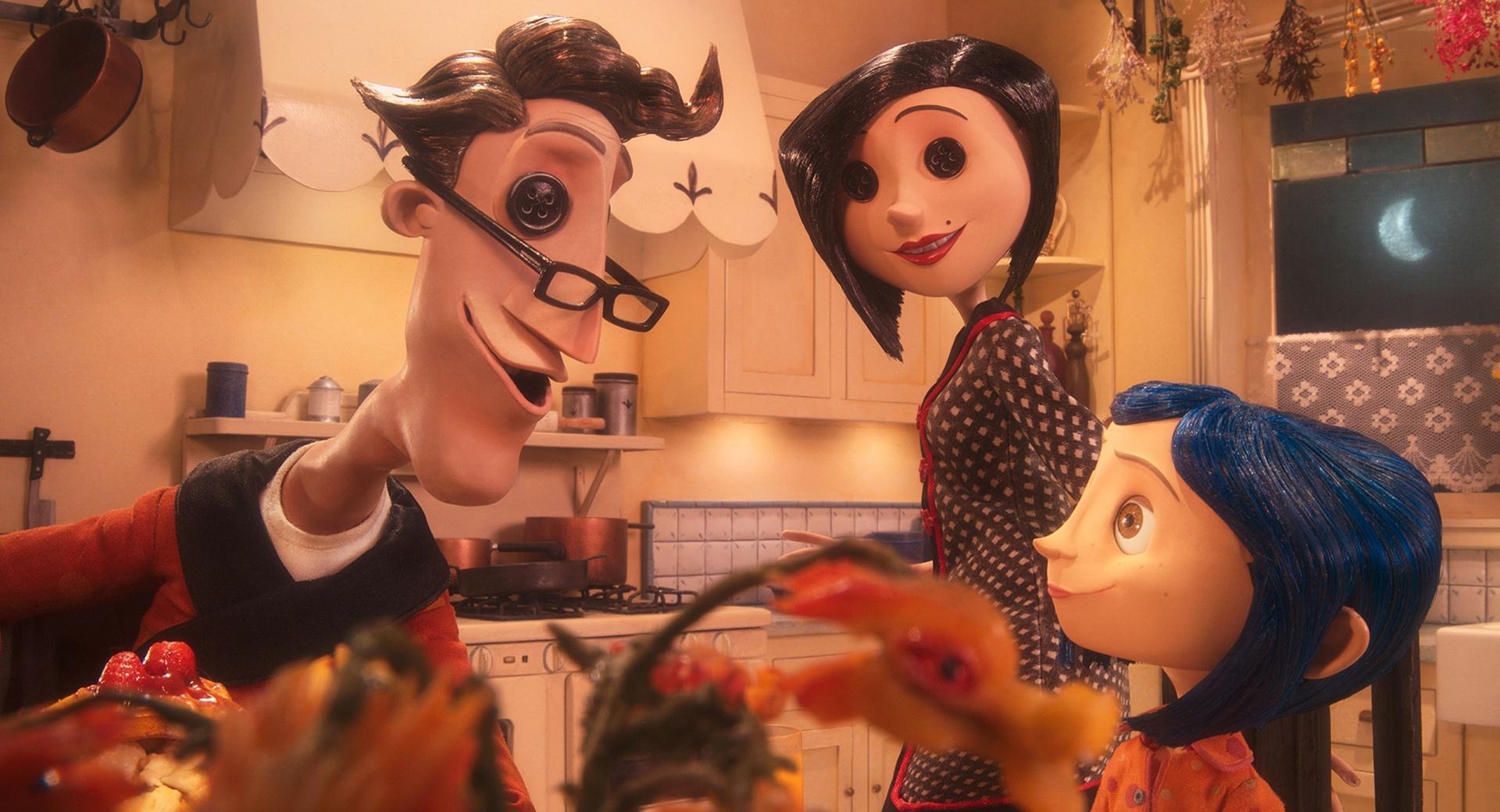 Other Father, Other Mother And Coraline wallpapers HD quality