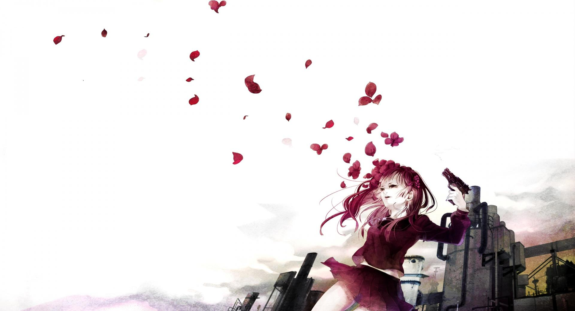 Pistol Petals wallpapers HD quality