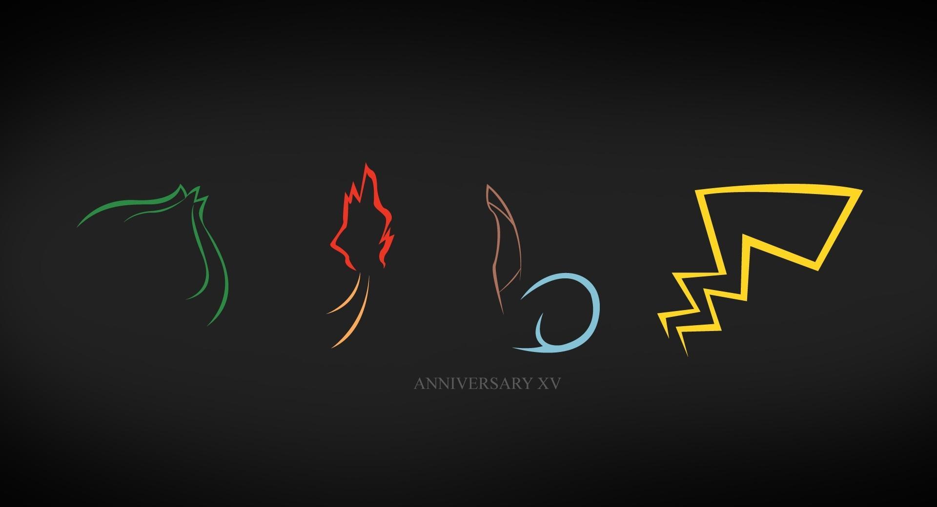 Pokemon XV Anniversary wallpapers HD quality