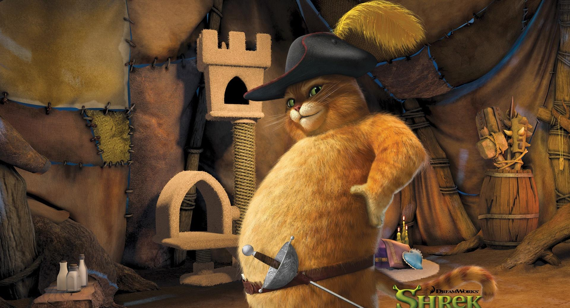 Puss, Shrek The Final Chapter wallpapers HD quality