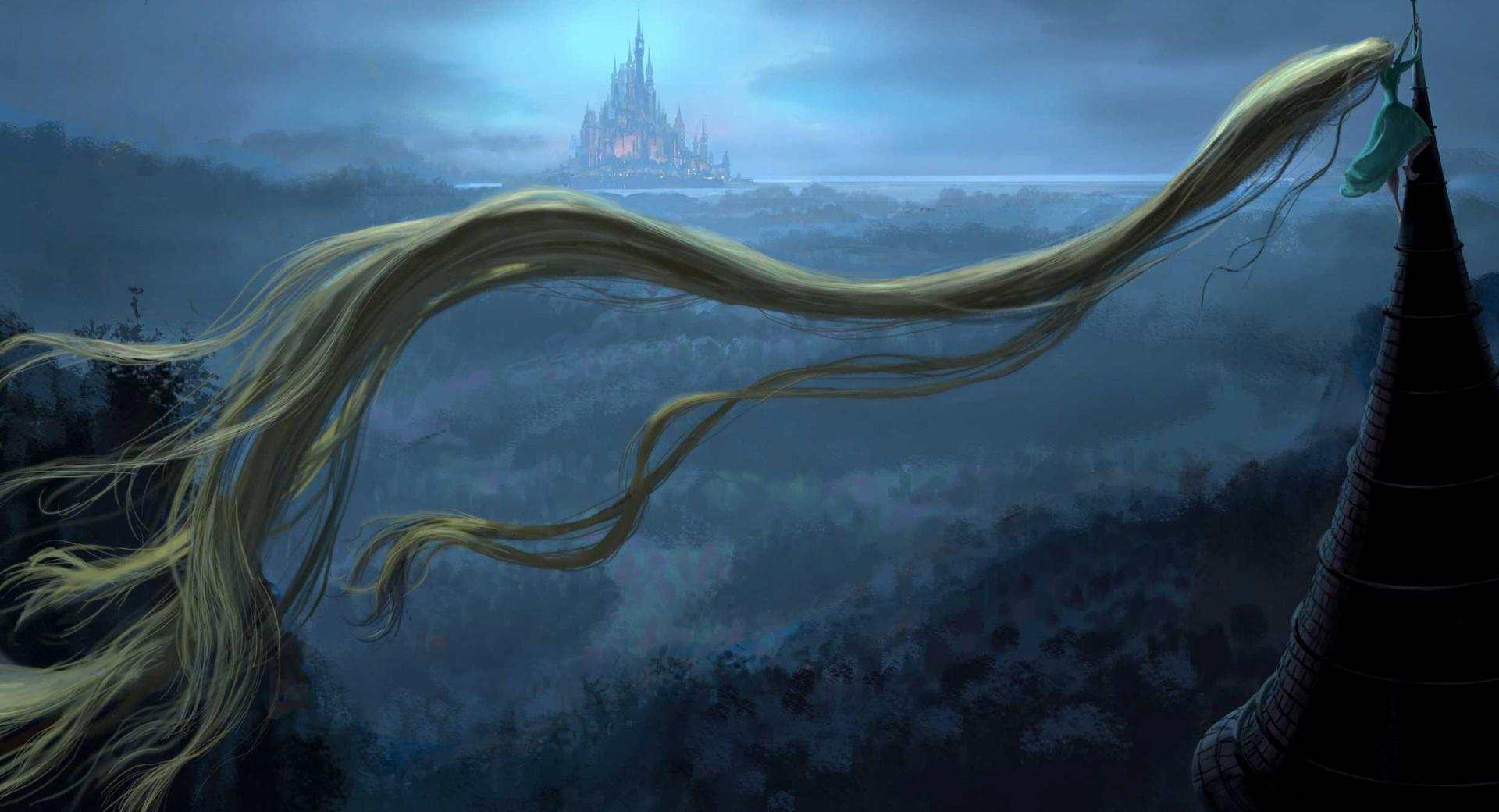 Rapunzel Tower wallpapers HD quality
