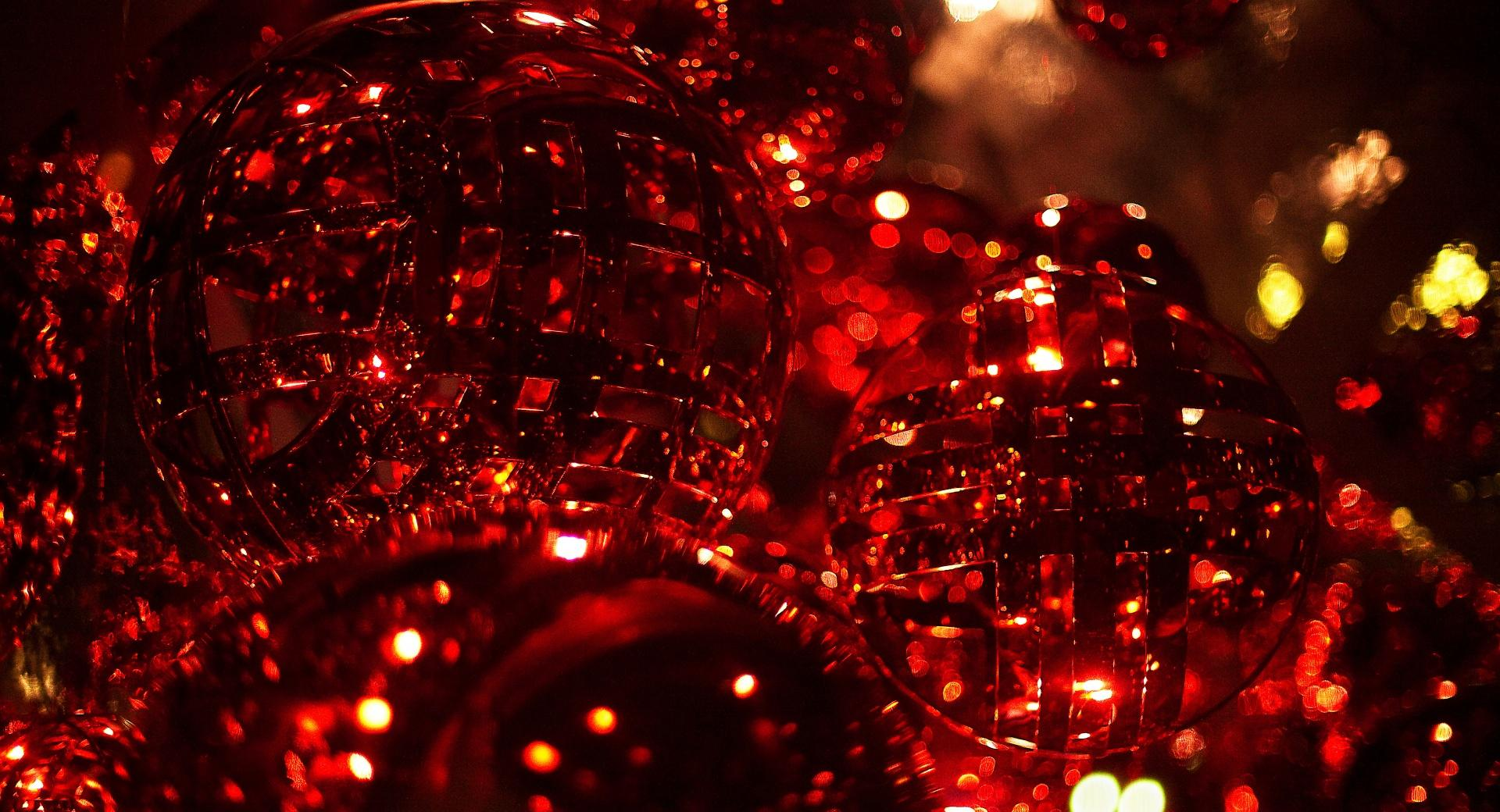 Red Christmas wallpapers HD quality