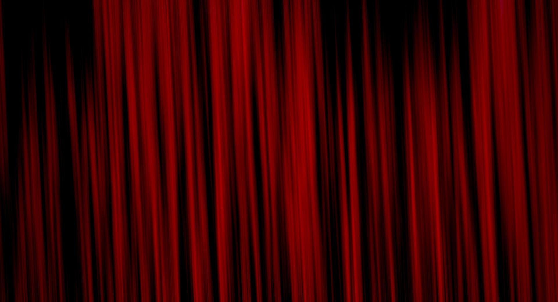 Red Curtain wallpapers HD quality