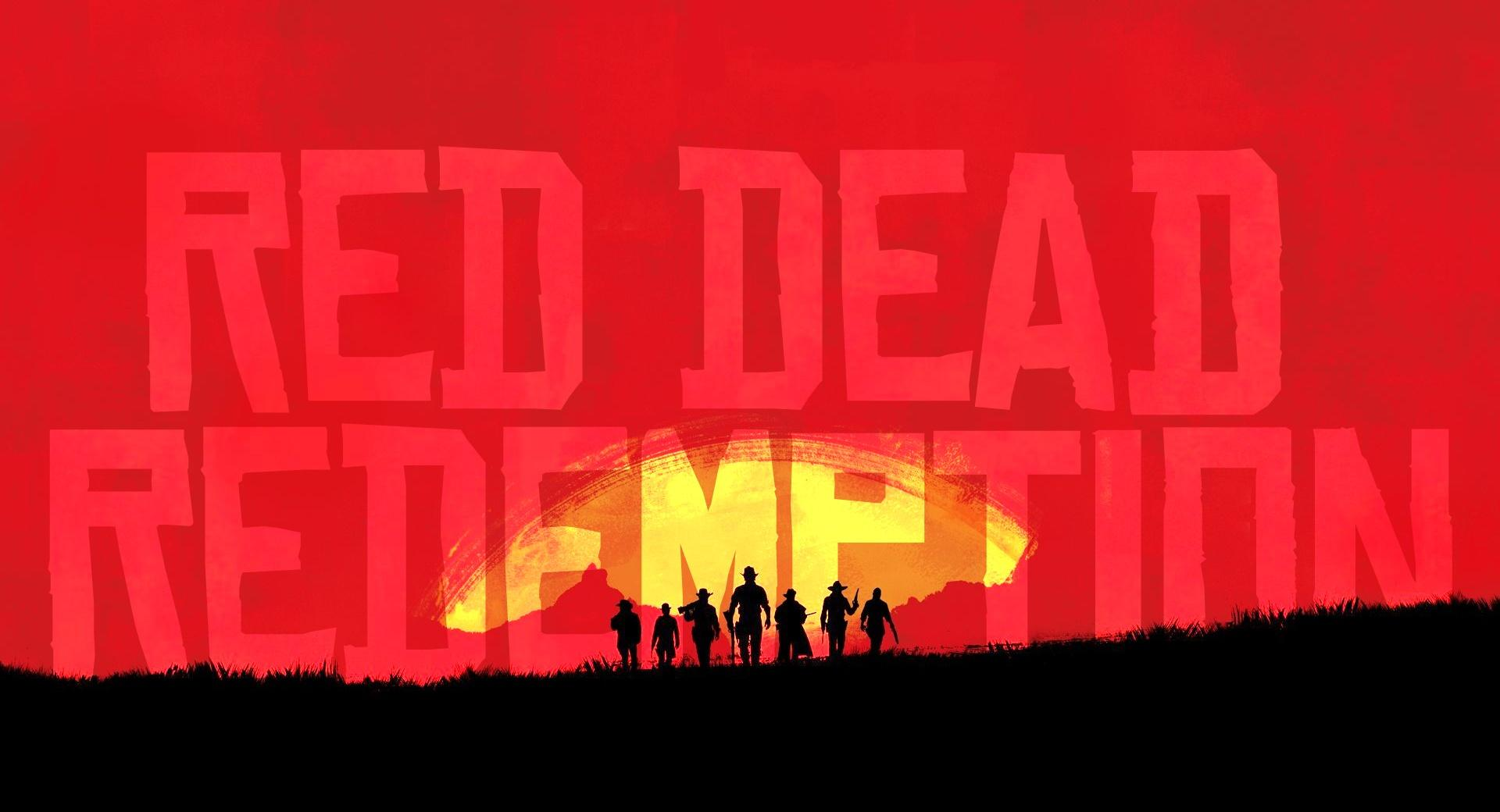 Red Dead Redemption Two wallpapers HD quality