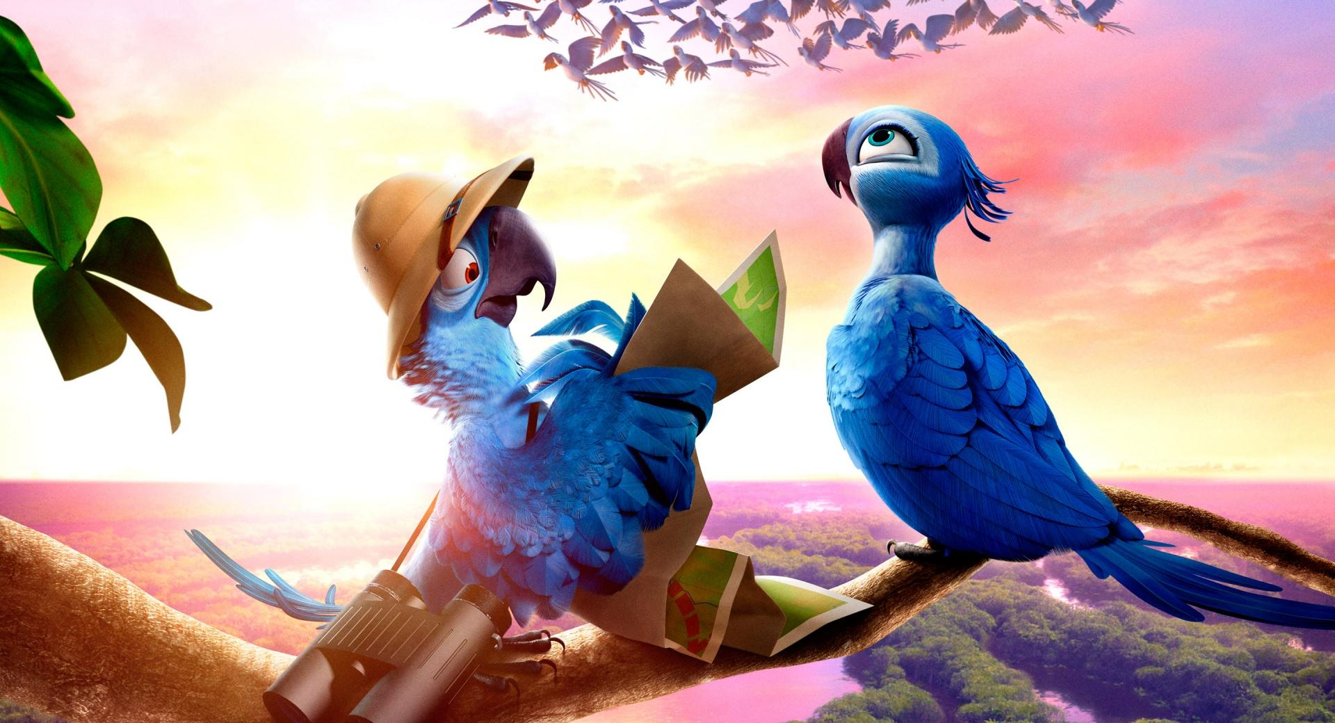 Rio 2 Travel wallpapers HD quality