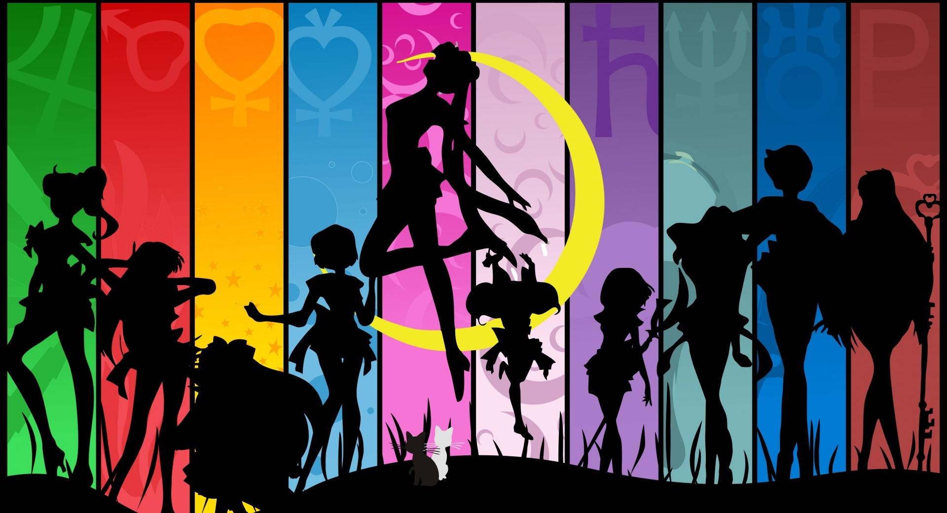 Sailormoon wallpapers HD quality