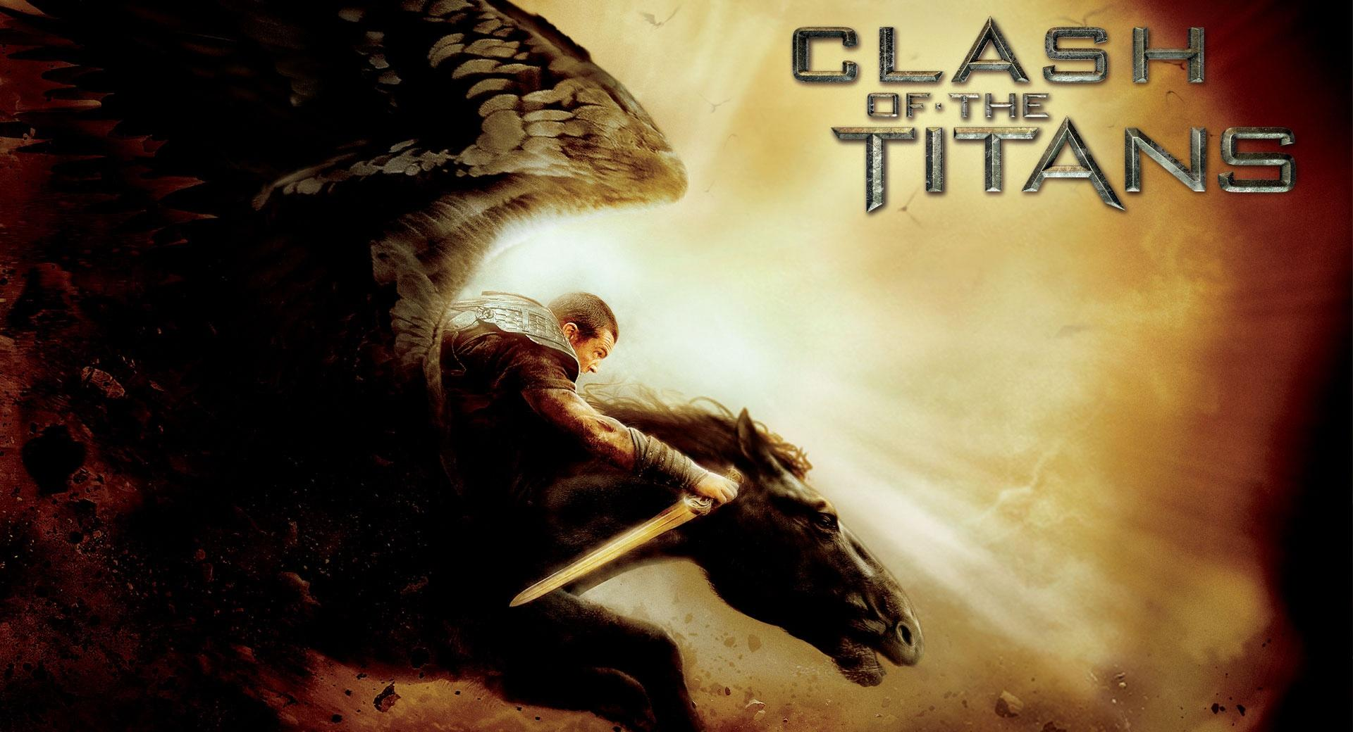 Sam Worthington In Clash Of The Titans wallpapers HD quality