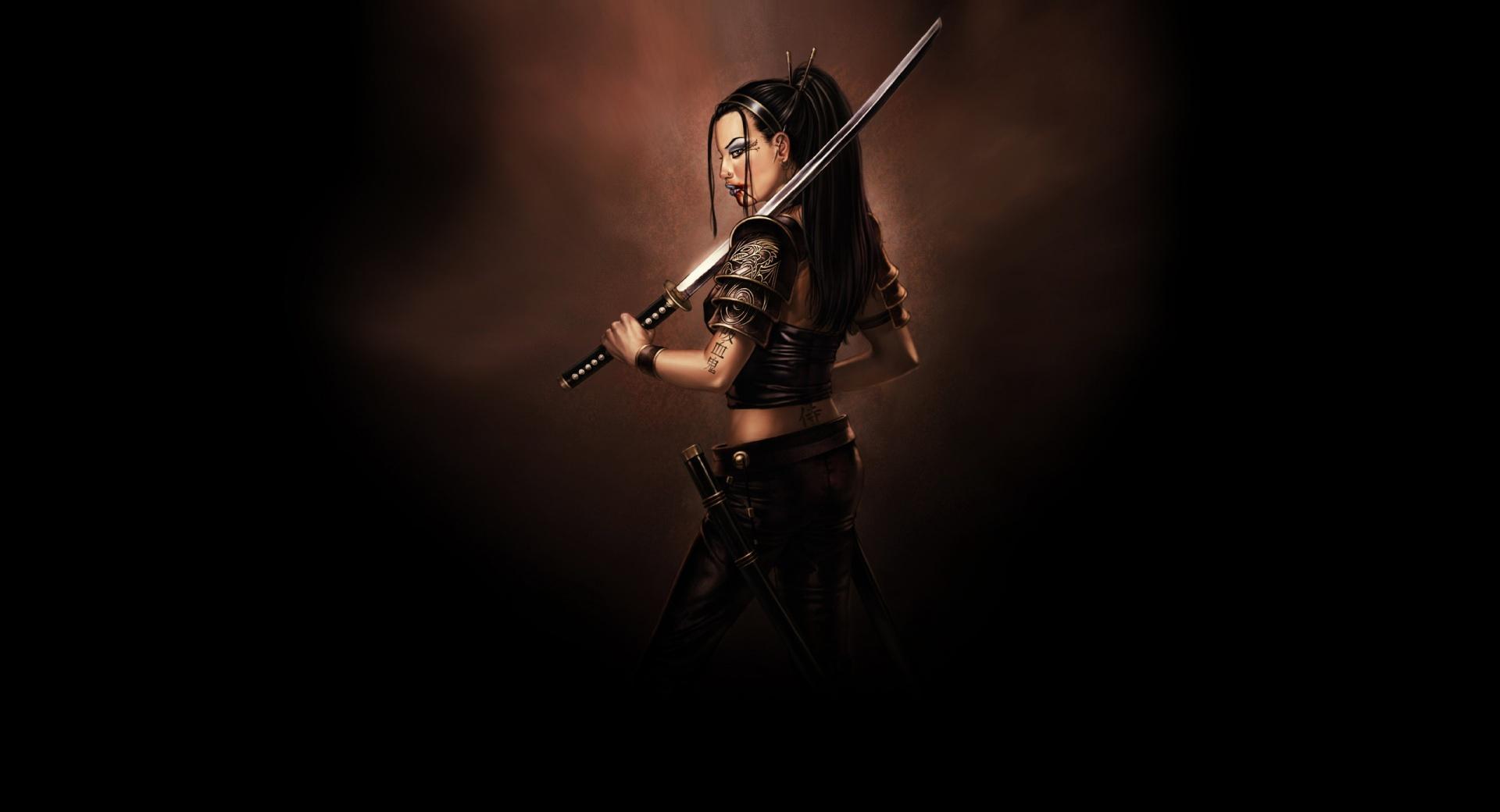 Samurai Sword wallpapers HD quality