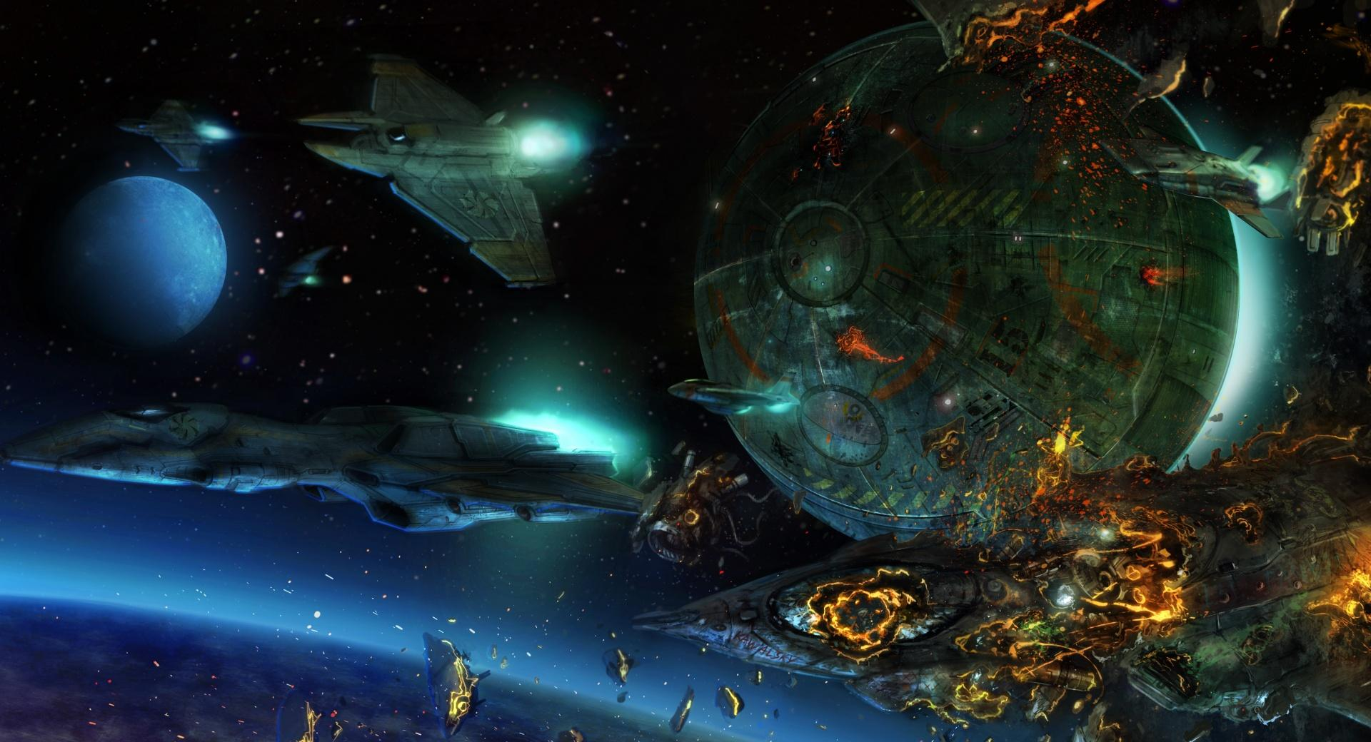 Space War wallpapers HD quality