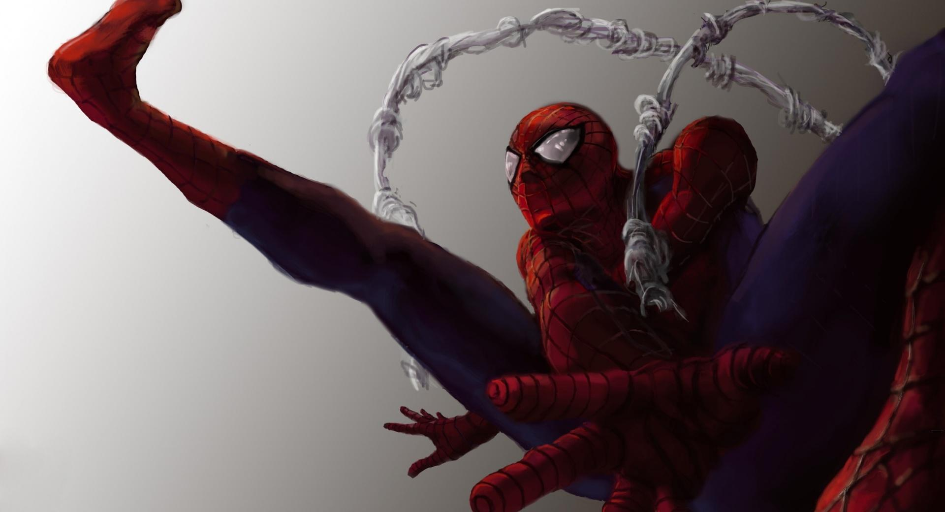 Spiderman Artwork wallpapers HD quality