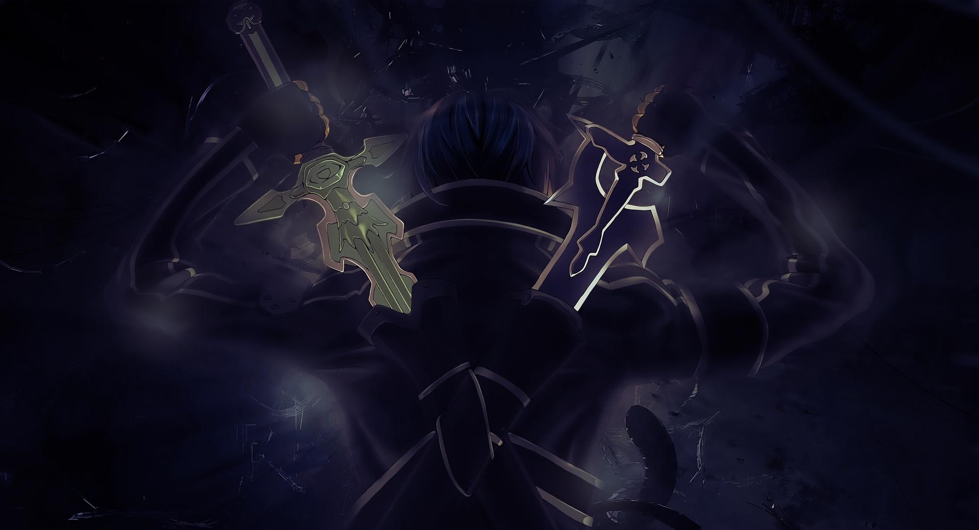 Sword Art Online, Kirito wallpapers HD quality