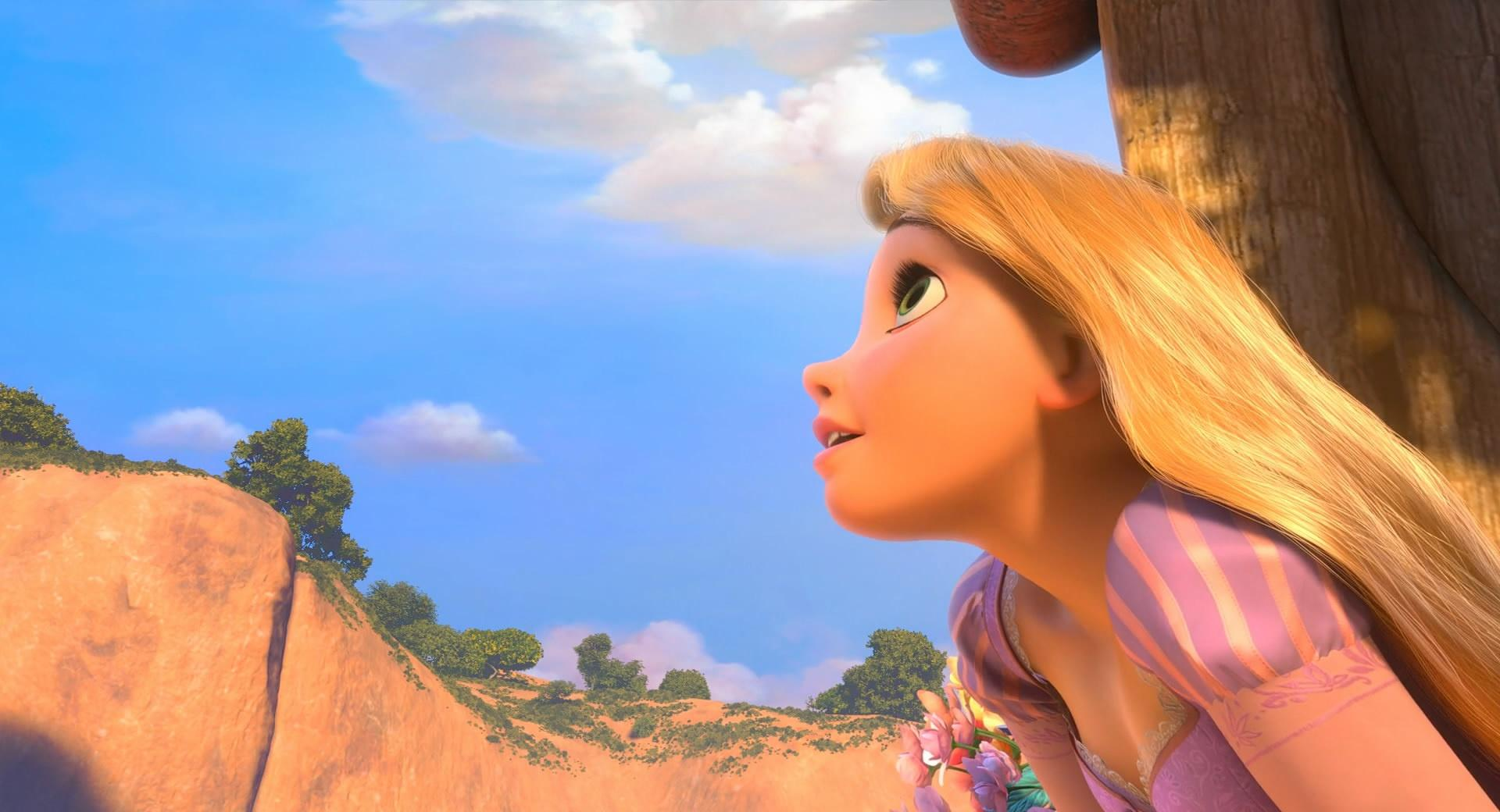 Tangled Rapunzel wallpapers HD quality