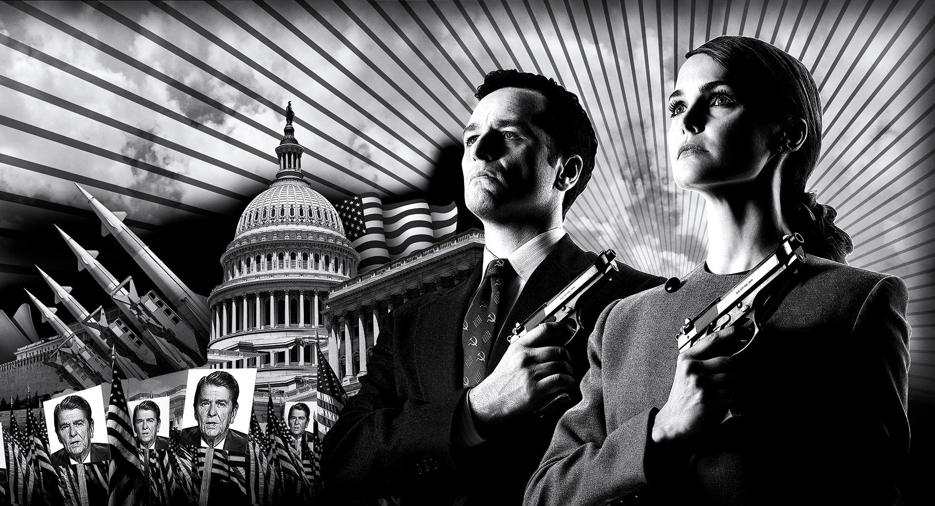 The Americans TV Show wallpapers HD quality