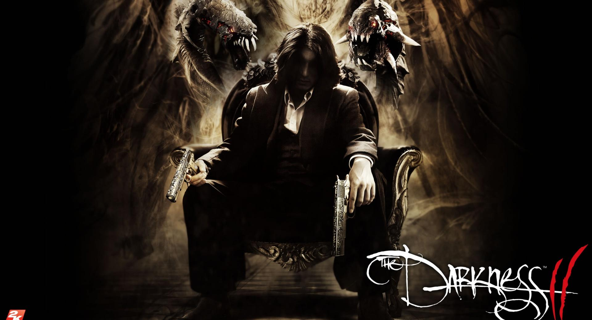 The Darkness 2 at 1280 x 960 size wallpapers HD quality