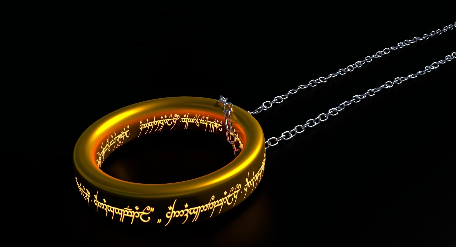The One Ring wallpapers HD quality