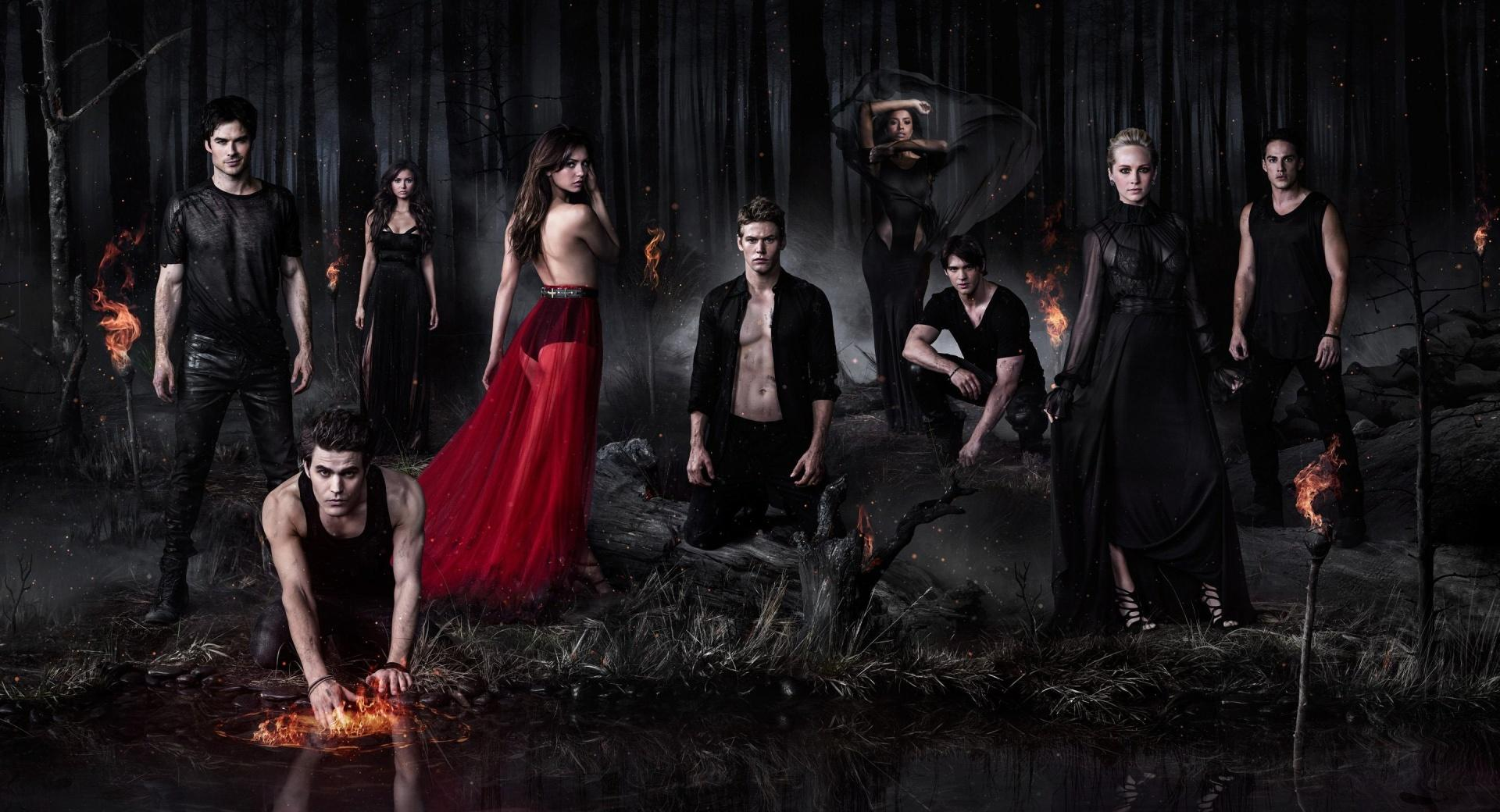 The Vampire Diaries 2013 wallpapers HD quality