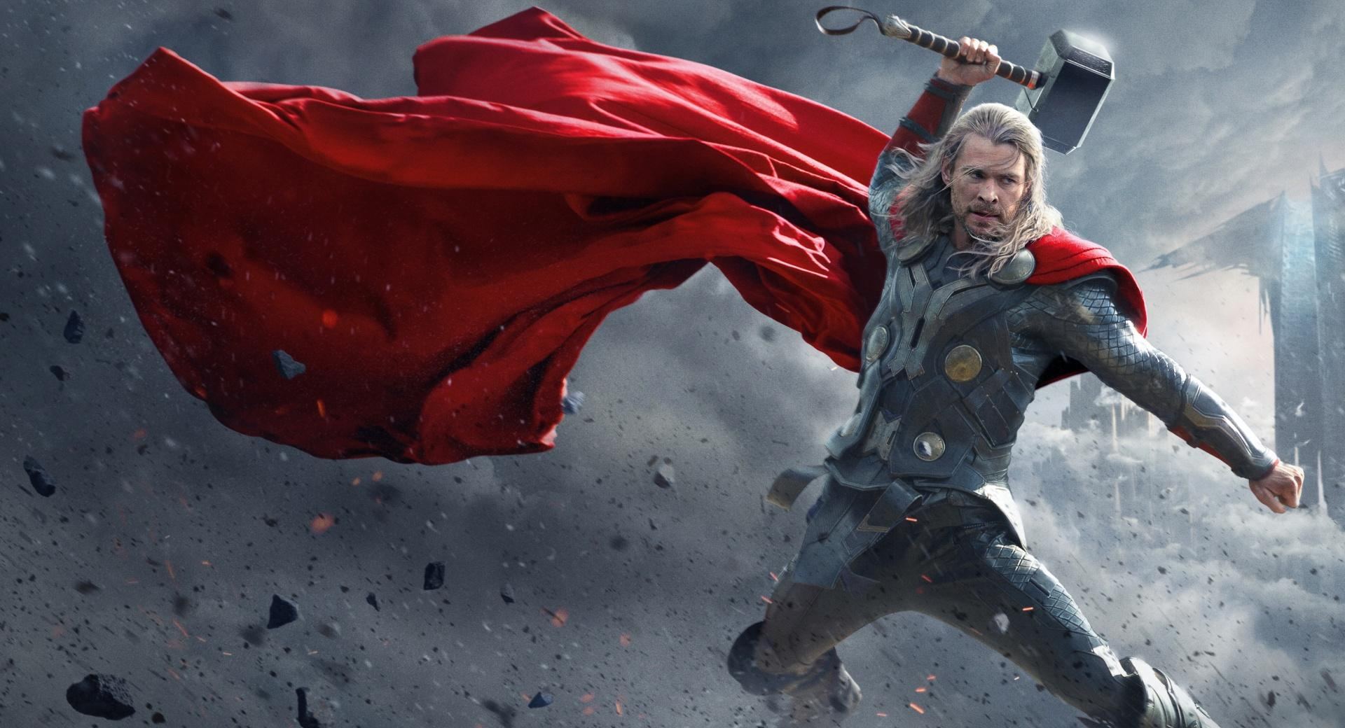 Thor the Dark World 2013 wallpapers HD quality
