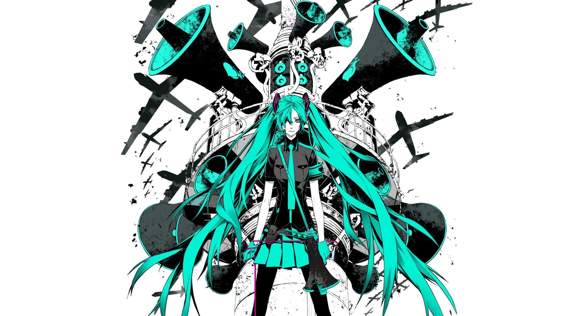 Vocaloid Hatsune Miku wallpapers HD quality