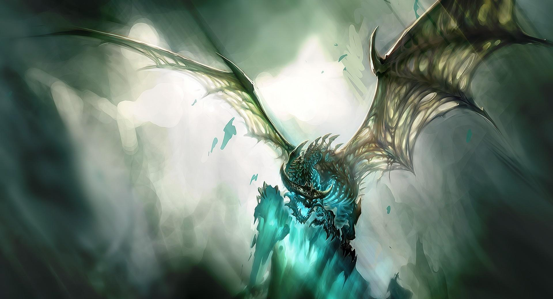World Of Warcraft Dragon wallpapers HD quality