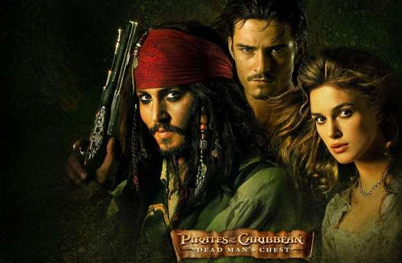 2006 Dead Mans Chest Pirates Of The Caribbean