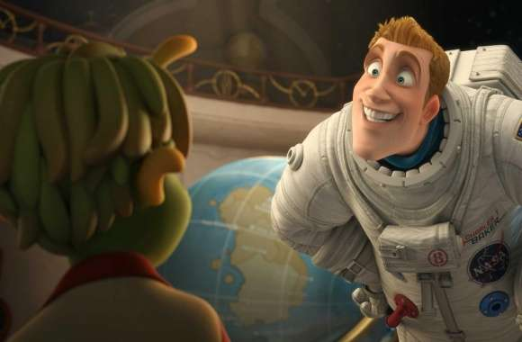 2009 Planet 51 wallpapers hd quality