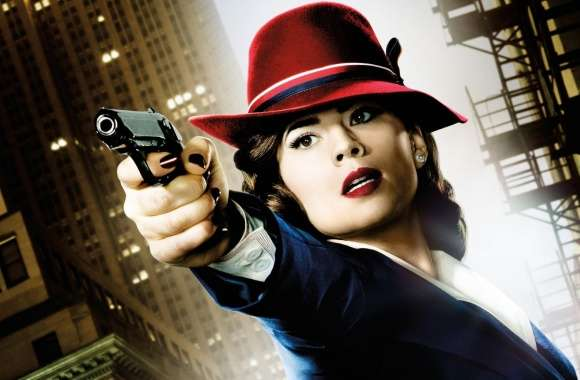 Agent Carter Hayley Atwell 2015