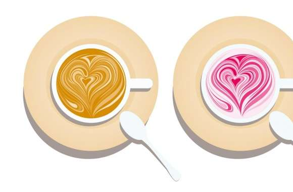 Cappuccino Love wallpapers hd quality