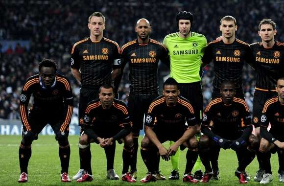 Chelsea Soccer Team wallpapers hd quality