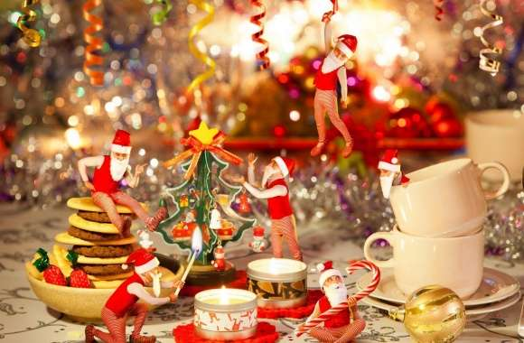 Christmas Fun wallpapers hd quality