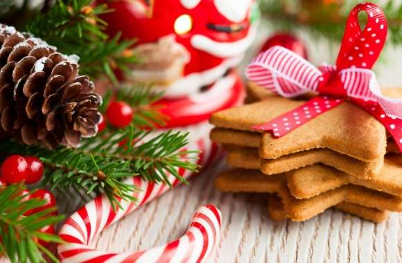 Christmas Sweets wallpapers hd quality
