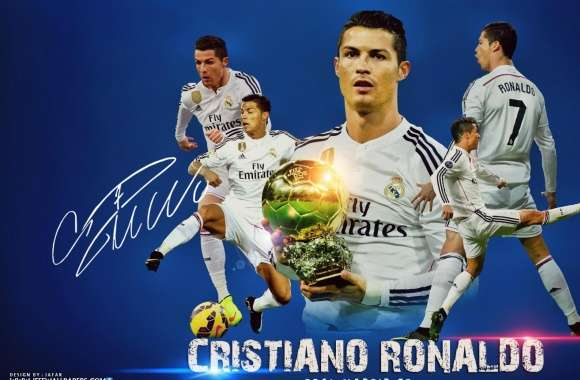 CRISTIANO RONALDO REAL MADRID 2015 wallpapers hd quality