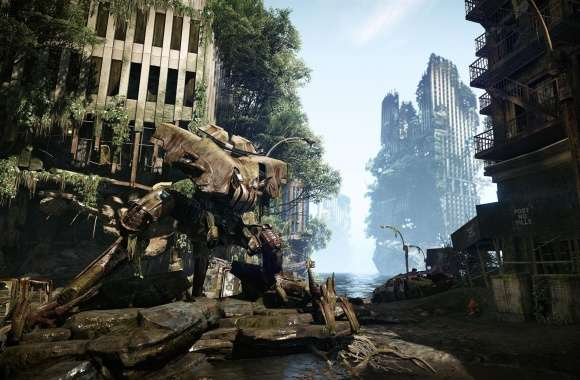 Crysis 3 Graphic
