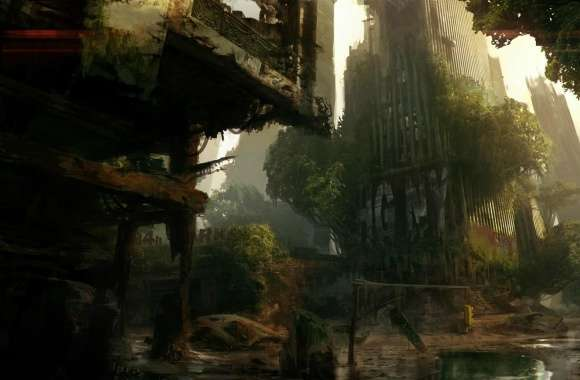 Crysis 3 New York