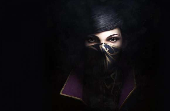 Dishonored 2 Emily Kaldwin