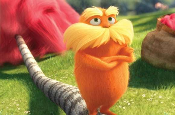 Dr Seuss The Lorax (2012) wallpapers hd quality