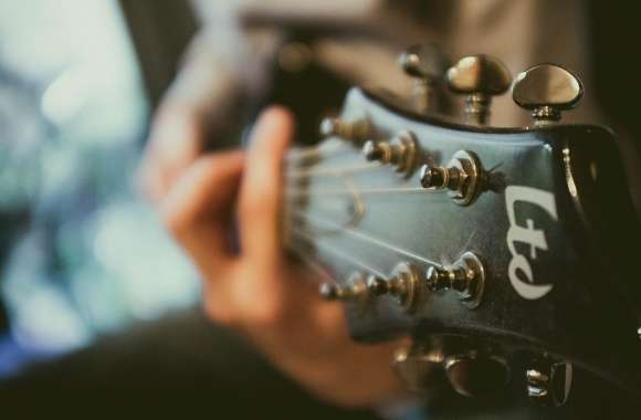 Dusty Guitar Sound wallpapers hd quality