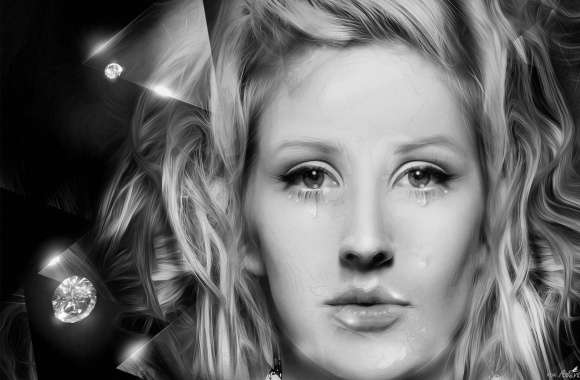 Ellie Goulding Crying wallpapers hd quality