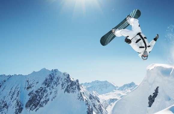 Extreme Snowboarding wallpapers hd quality