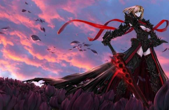 Fate Stay Night - Saber Alter