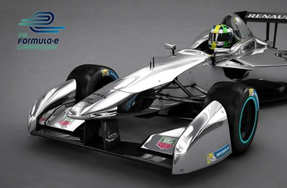 Formula E Spark-Renault wallpapers hd quality