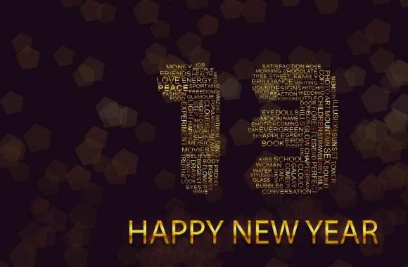 Happy New Year 2013 Greetings wallpapers hd quality