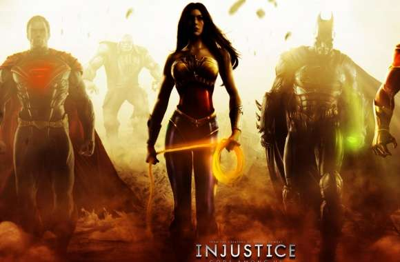 Injustice Gods Among Us (2013)