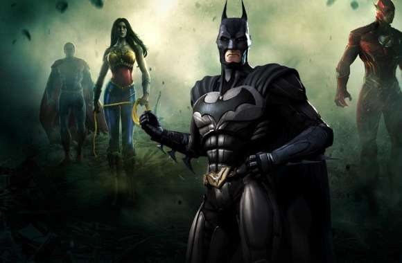 Injustice Gods Among Us - Batman