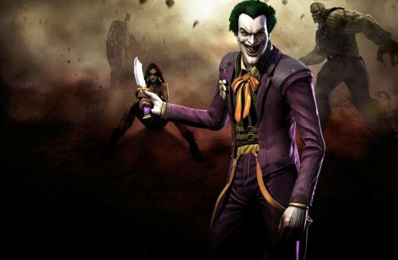 Injustice Gods Among Us - Joker