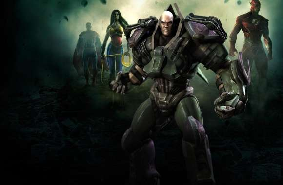 Injustice Gods Among Us - Lex Luthor